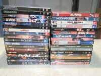 R1 DVD collection. 34 films, excellent condition