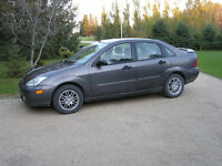 2002 Ford Focus ZTS SAFETIED NICE SHAPE