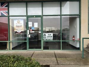 PRIME RETAIL/OFFICE SPACE - LOUGHEED HIGHWAY, MISSION