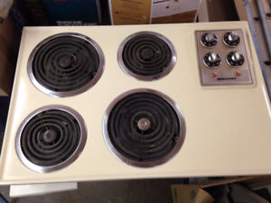 Built in stove top
