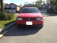 2005 Volkswagen Golf tdi Hatchback