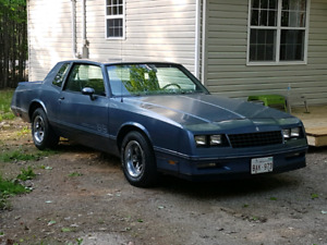 SS Montecarlo forsale 1984 in good condition.