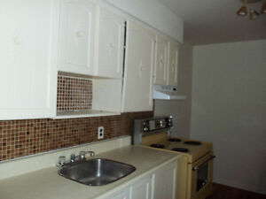 recently renovated Two bedroom apartment for rent