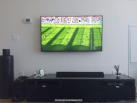 Professional TV Wall Mounting. 416-613-8184. Same day service.