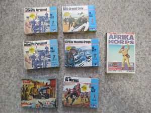 7 Packages of HO Scale Figures  $20 London Ontario image 1