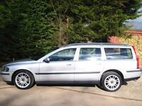 VOLVO V70 2.4se May swap or part ex.