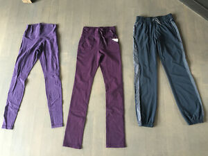 Lululemon size 6 pants - 6 different pairs of pants $90 each