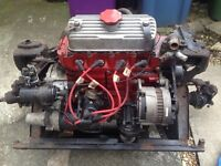 Classic mini mg metro 1275 hi spec engine