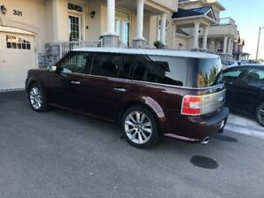 2010 FORD FLEX LIMITED ECOBUST FULLY LOADED