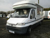1995 Auto-Sleeper Executive Two Berth End Kitchen Motorhome for Sale Ref 11247
