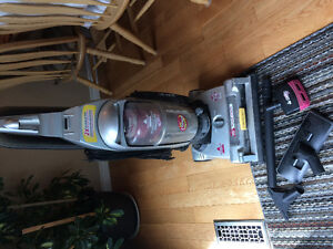 Bissell upright power vacuum