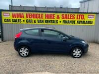 2009 Ford Fiesta 1.25 Style 3dr HATCHBACK Petrol Manual
