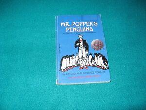 Mr Popper's Penquins