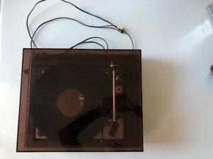 Vintage Dual 1225  Record Player