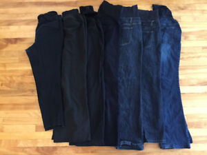 Fall/Winter Maternity clothes lot