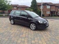 One month warranty Vauxhall zafira reg 2006 1.6 petrol milage 63,000
