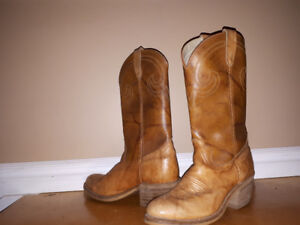 Ladies 7D TEXAS Brand Western Boots