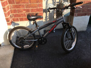 7-Speed Mongoose Mountain Bike in very good condition!  $75obo