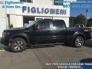 2014 Ford F-150 FX4  - Leather Seats - POWER MOONROOF - $242.21