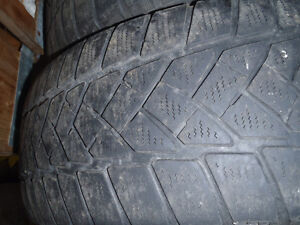 235/60r18 snow tires and rims fit Dodge Charger and others Peterborough Peterborough Area image 3