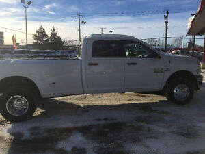 *WOW*BRAND NEW 2017 RAM 3500 CREW CAB DUALLY DIESEL