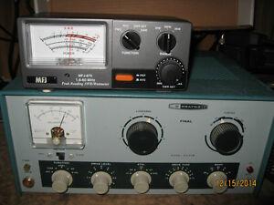 RARE  VINTAGE ANTIQUE HAM RADIO CB RADIO MICS & MORE Moose Jaw Regina Area image 5