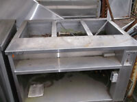 Steam Table – Three Well  #869-14