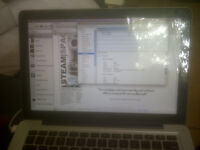 13.3in Macbook Pro 2011 Top of the Line i7 Processor w/o Battery