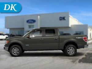 2012 Ford F-150 XTR 5.0L, 4WD, LWB w/Back-up Cam, and Much More!