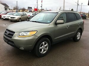 2009 HYUNDAI SANTA FE LIMITED * LEATHER * PWR ROOF * EXTRA CLEAN London Ontario image 2