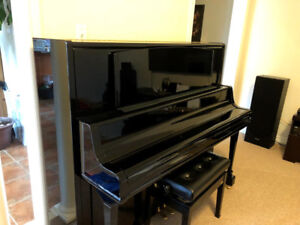 KAWAI K8 Professional Upright Piano Made in Japan