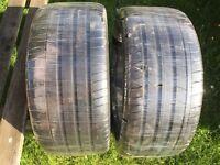 Dunlop Tyres 255 35 19