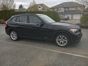 2014 BMW X1 PRICED TO SELL, LOW KM!, GREAT CONDITION, LADY DRIVE