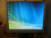 """HP flat screen 19"""" LCD monitors"""