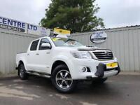 Toyota Hi-Lux 3.0D-4D 2014MY Invincible 4X4 NO VAT