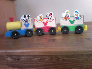 Wooden toy lots