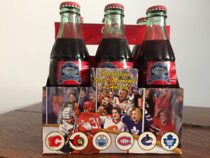 Coca-Cola 6 pack Final Toronto Maple Leafs Game