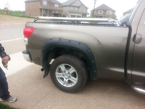 Fender Flares for Tundra Truck