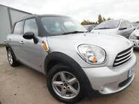 2012 MINI COUNTRYMAN 1.6 DIESEL COOPER D (CHILL PACK) ALL4 5 DOOR HATCHBACK