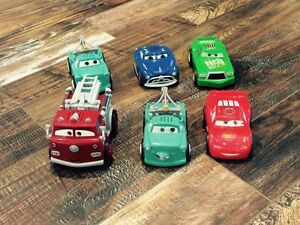 Cars McQueen Toy Lot