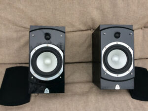 PRECISION ACOUSTICS PA 6XB SPEAKERS