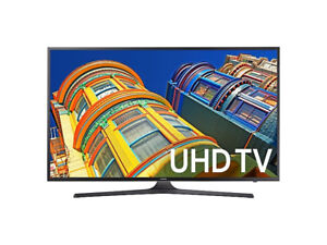 "Samsung 65"" Inch 4K Ultra HD Smart LED TV UN65KU6290"