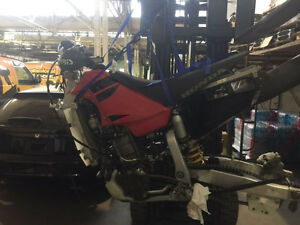 Honda XR650 Needs Engine Work