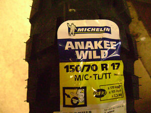 MICHELIN ANAKEE WILD 150/70R17 Tire 150 70 17 95-1169