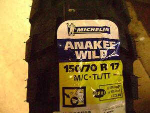MICHELIN ANAKEE WILD 150/70R17 Tire 150 70 17 95-1169