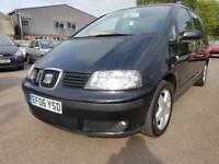 Seat Alhambra 2.0TDi Chain Driven, Full Service History Drives Great