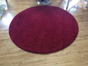 Tapis à poils longs - 60$ - Rug, high pile