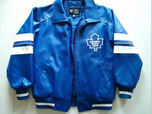 Toronto Maple Leafs jacket youth size 8/10 $30