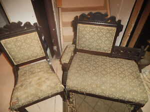 Antique Sitting chairs