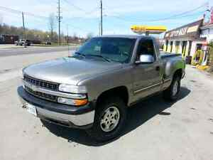 2001 Chevrolet Silverado shortbox